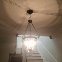 Downstairs Foyer Light