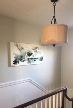 Hallway Piece: $350