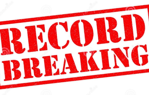 Breaking Records – Sarah Krycinski